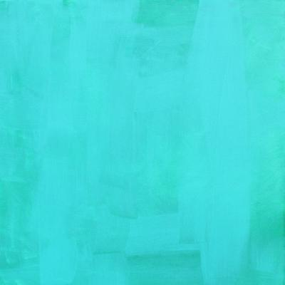 Es grüntso grün - Acryl auf Leinwand 40x40 - Malerei Carola Malter